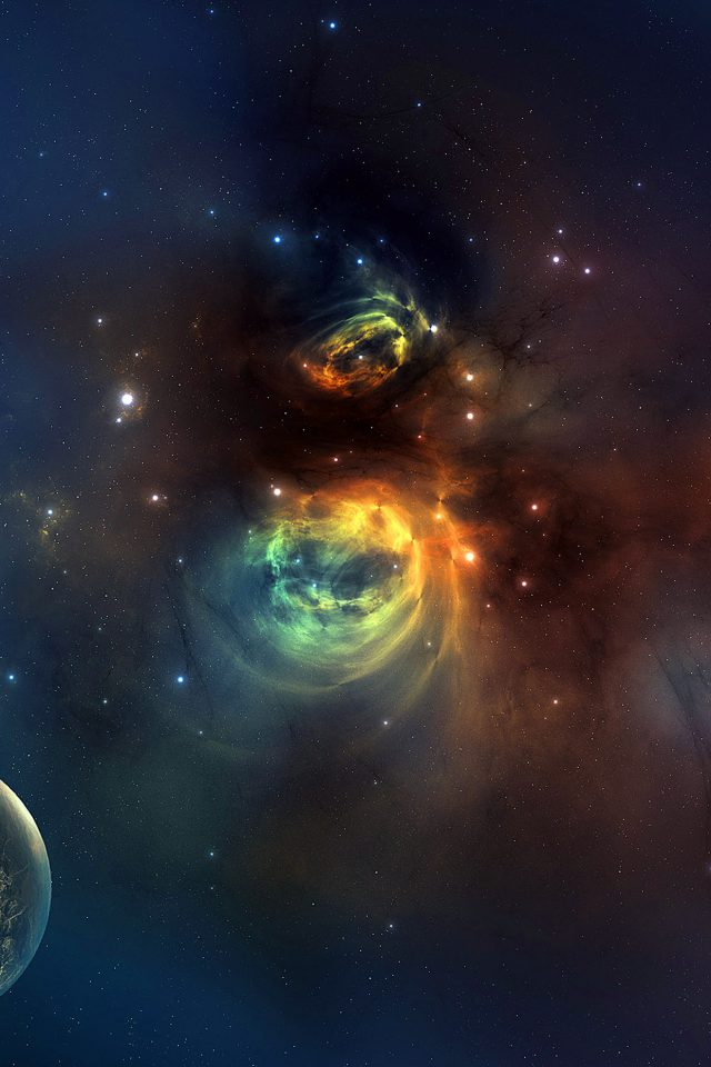 Wallpaper Tenebra 27 Space Android wallpaper