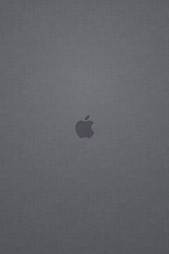 Wallpaper Tiny Apple Logo Android wallpaper